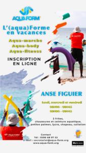 (Aqua)Forme en vacances